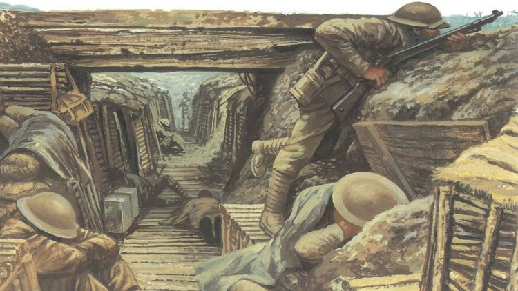 What Were The Actual Odds Of Dying In WW1?