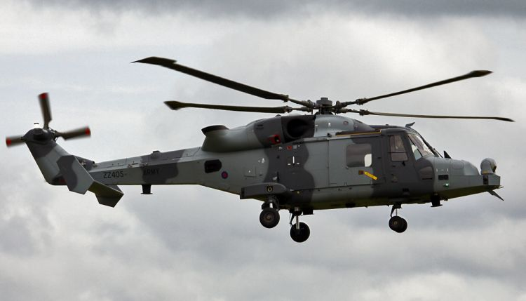 Wildcat Helicopter Locks In 500 UK Jobs