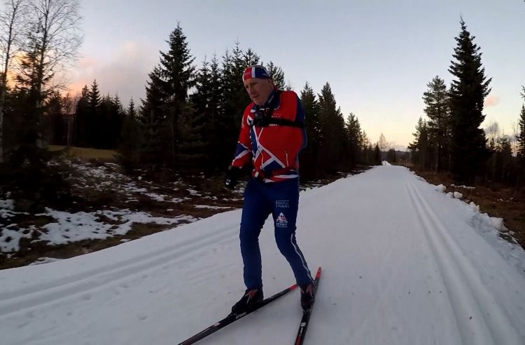 Winter Paralympics Para-Nordic GB hopeful Terry Ahrens