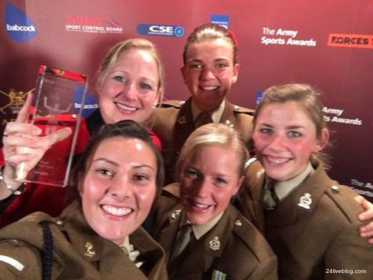 Army Team of the Year 2017 - Women's Swimming