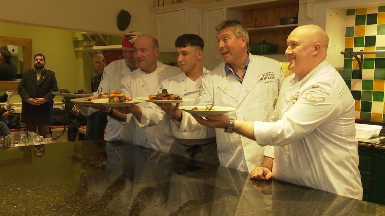 Yorkshire Masterchef final dishes 211118 CREDIT BFBS