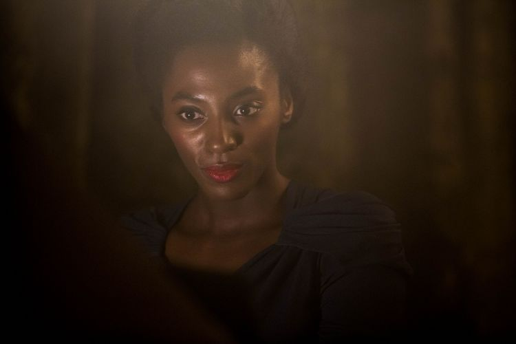 Yrsa Daley-Ward plays the role of Connie Knight. Credit: BBC Pictures