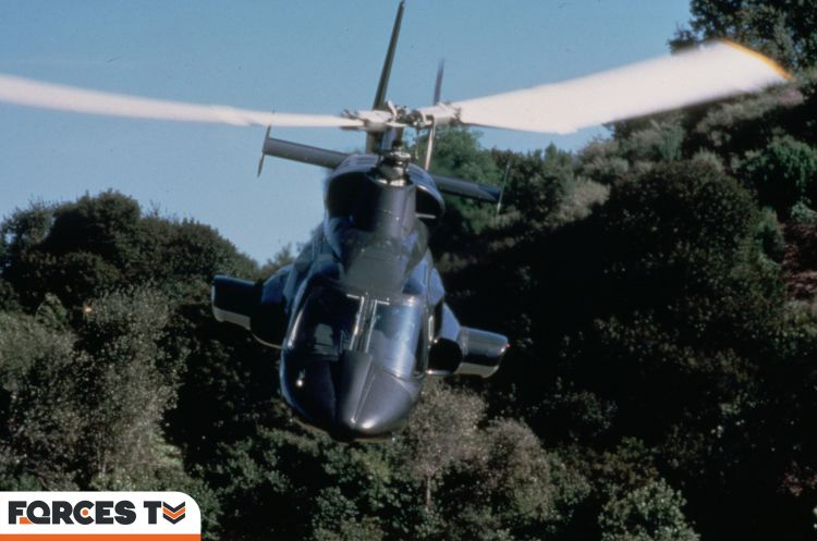 Airwolf features in the Freeview schedule