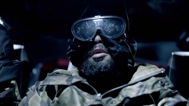 Celebrity SAS Who Dares Wins Episode 6 Tony Bellew Credit Channel 4