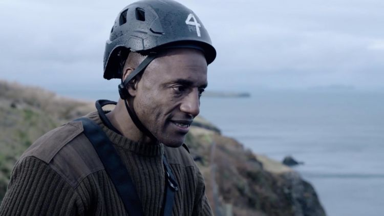 Celebrity SAS Who Dares Wins Episode 3 John Fashanu Credit Channel 4