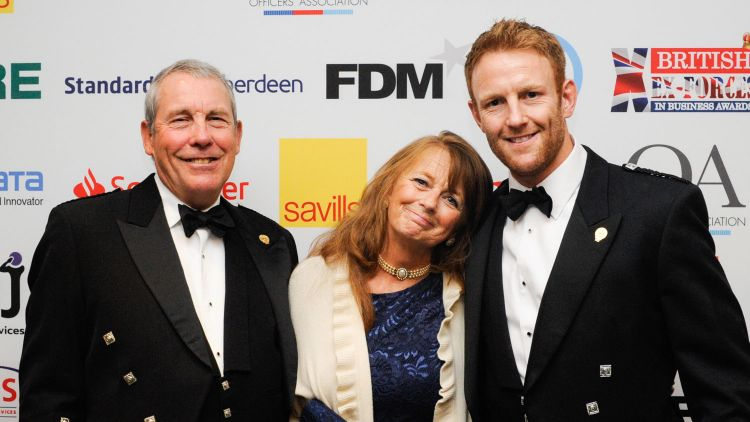 Ex-Forces in Business Awards 2020 Finalists