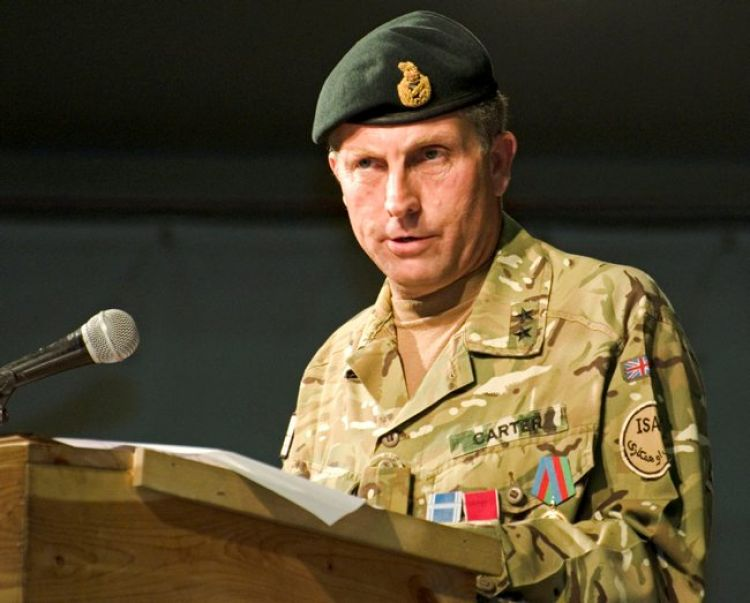 General Sir Nick Carter