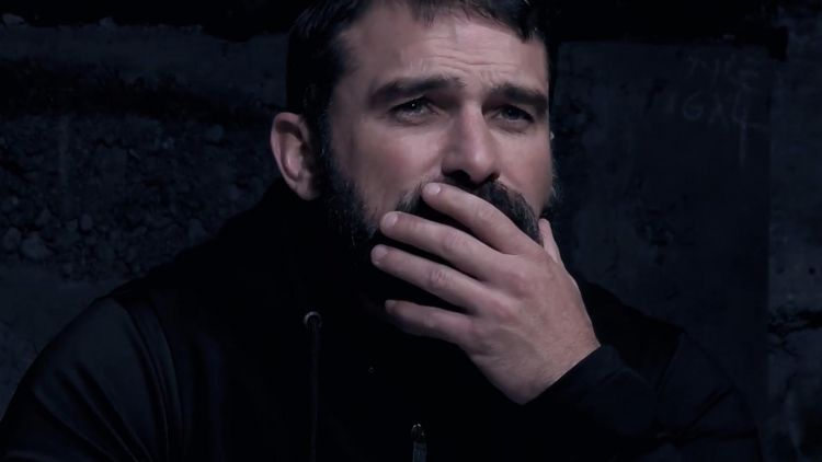Celebrity SAS Who Dares Wins Episode 3 Ant Middleton Credit Channel 4