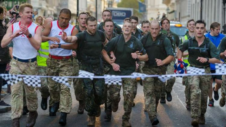 Royal Marines Speed March