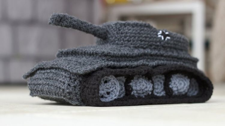 Slip Into Something More Comfortable The Tiger Tank
