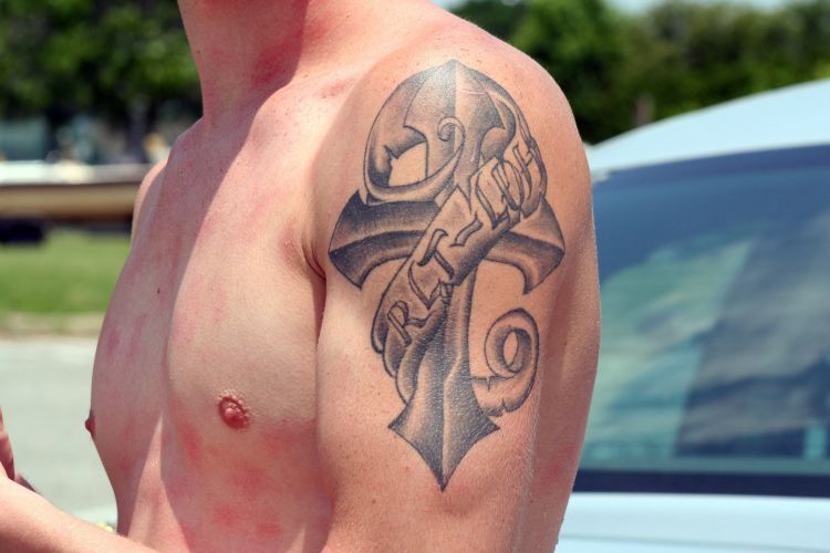 What's In A Tattoo & Why Do They Matter To The Military?
