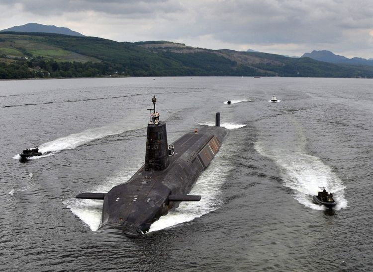#SDSR2015: Cost of Replacing Trident Submarines Could Hit £40Bn