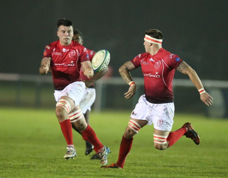 Army Under 23s Rugby