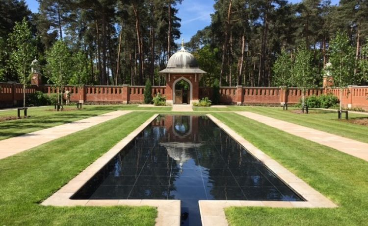 Muslim Peace Garden in Woking