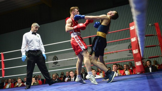 Meet The Best Army Boxers In Germany
