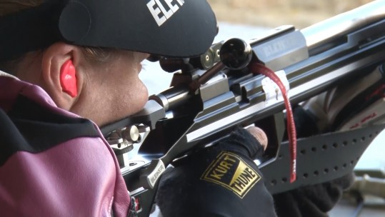 Forces Sharpshooters Aim For Tokyo 2020