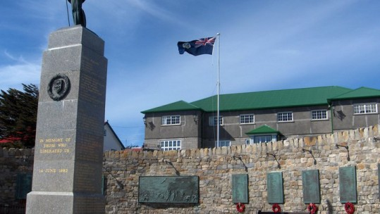 Falklands War Memorial
