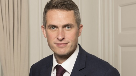 Gavin Williamson Compared To House Of Cards' Francis Urquhart