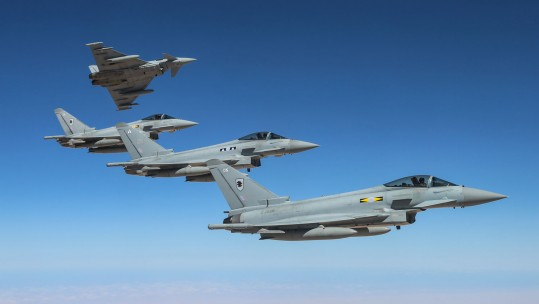 RAF To Take Part To NATO's Mission in Romania