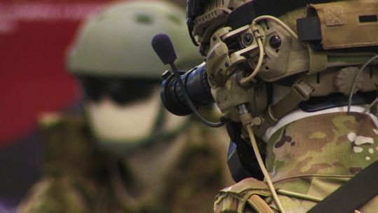 3C Defence and Security Expo Tech Anon Night Vision