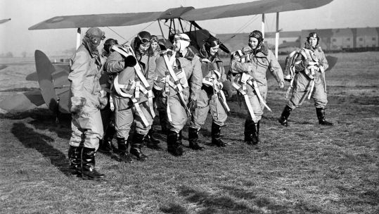 Air Historical Branch-RAF   Credit: MoD/Crown copyright 1940