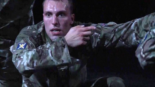 Company Behind '5 SOLDIERS' Launches Fundraising Tour