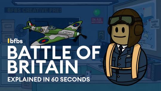 Miniatura de la batalla de Gran Bretaña de 60 segundos