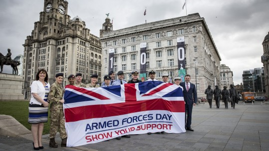 Armed Forces Day countdown