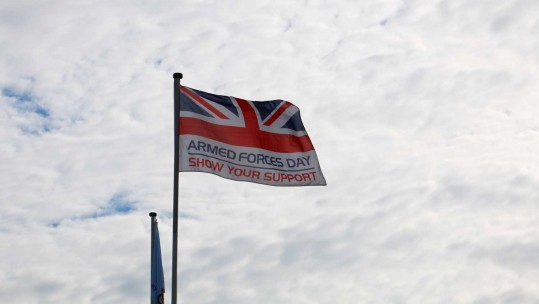 Armed Forces Day In Pictures