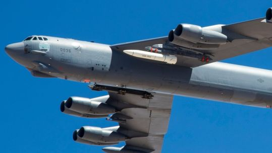 AGM-183A Air Launched Rapid Response Weapon