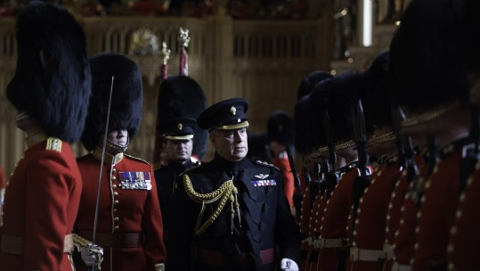 Duke Of York Officially Becomes Colonel Of The Grenadier Guards