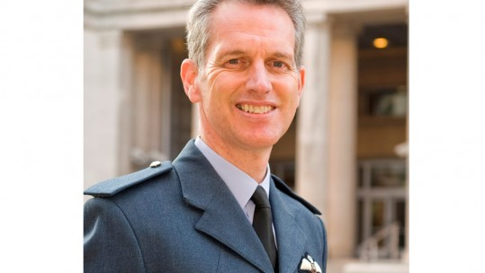 Meet The New Head Of The RAF