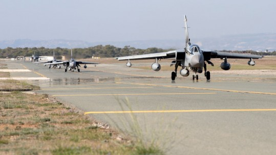 "Defence Secretary: Military Bases In Cyprus ""More Important Than Ever"""