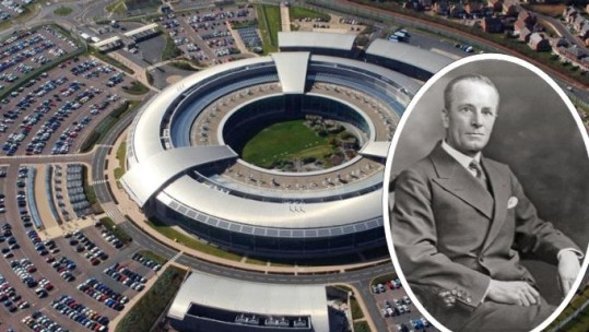 Alastair Denniston & GCHQ