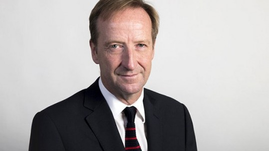 Alex Younger MI6 Head