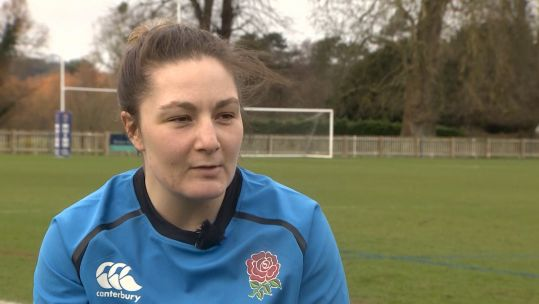 Amy Cokayne speaks to Forces News 170119 CREDIT BFBS.jpg