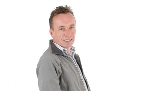 Andy Astbury BFBS Northern Ireland