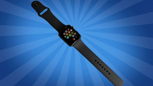 BFBS Survey Apple Watch Sport