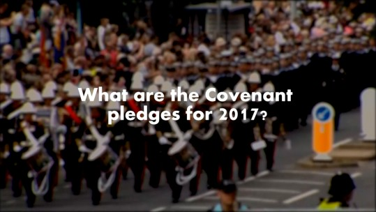 What's Next For The Armed Forces Covenant?
