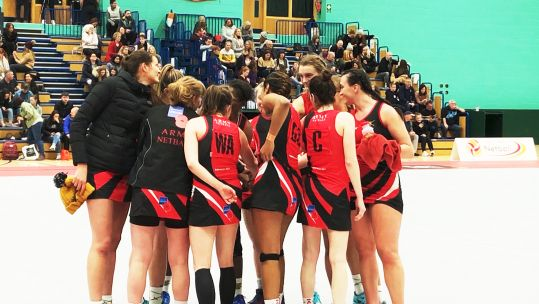 Army Netball Pre Season Inter Services 2 Credit BFBS 03032020_0.jpg
