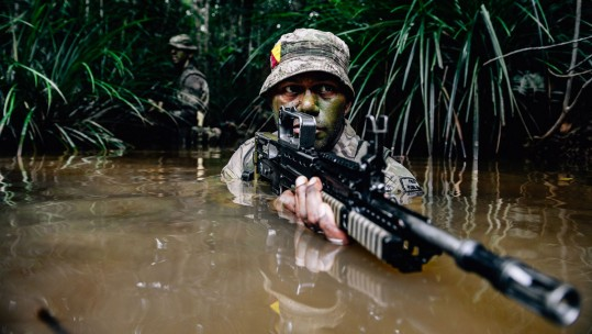 In Pictures: Army Announces Year's Best Photographs