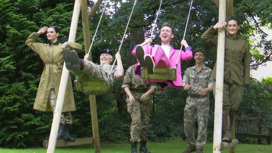 Army at the Fringe 050819 SOURCE BFBS