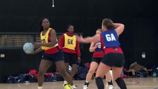 Changing Of The Guard For Army's Netballers