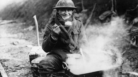 Food During World War One