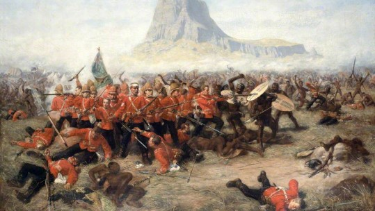 Battle of Isandhlwana, 1879