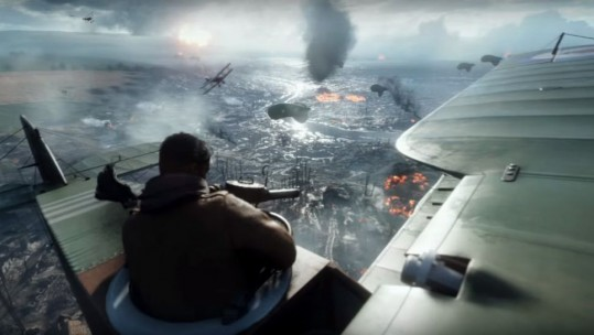 Battlefield One Brings The Great War To Gamers