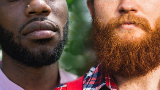 Beards collage SOURCE Unsplash