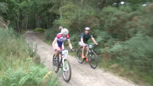 Cycle-Ops: Inter Services Mountain Biking