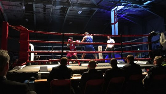 Inter services Boxing