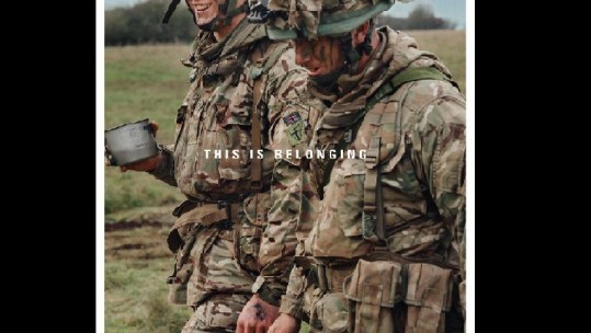 New British Army Recruitment Advert
